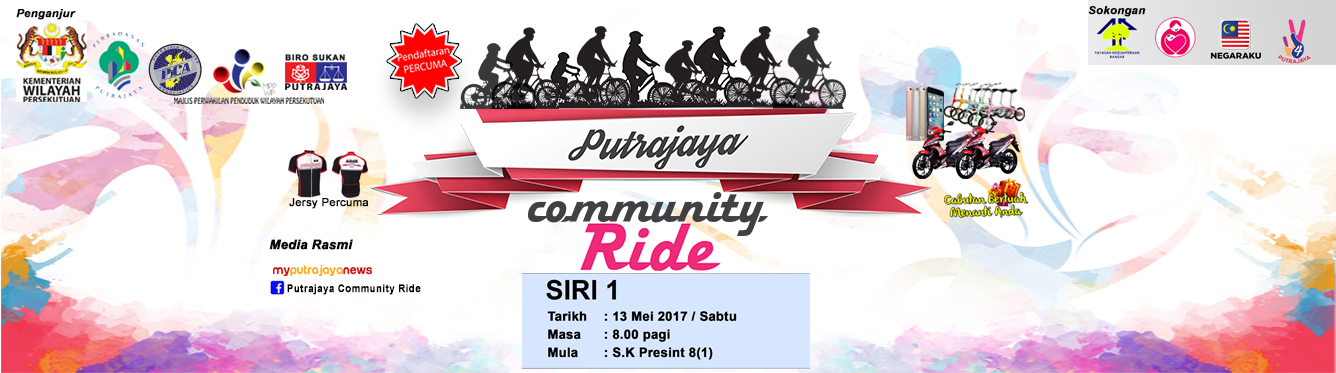 Community Ride May 2017